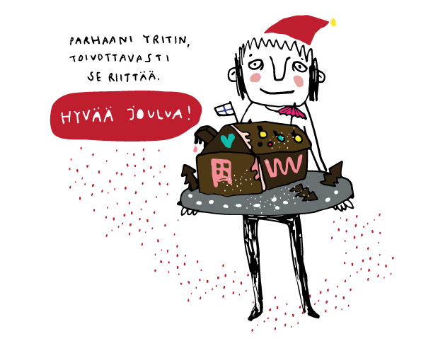 MUTZI-joulu